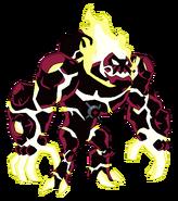 Fuego Supremo de Benganza (AD)