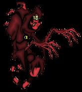 Fantasmatico sin capa de Face Extinción (AD)