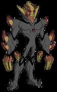 Fuego Pantanoso de Albedo (AD)