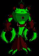 Fusion Kangrejo Kraken