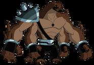 Tetrasauriano de OmniWarrior (AD)