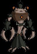Kangrejo Kraken de Ethan