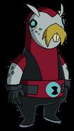 Mole-Stache de Adrian (UH)