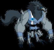 Howlingwolf de Davis (EHM)