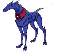 Mascota de Khyber