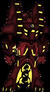 MegaBot de Face Extinción