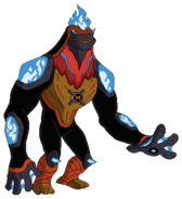 Lagoon Monster Powered Supremo de Mad Ben