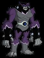 Shocksquatch de Dark Scarlet (G10)