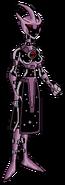 Alien X de Cassie (UH)