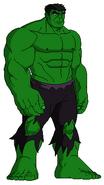 Hulk by Luis