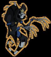 Fantasmatico sin capa de Daren (AD)