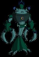 Krusty Krab de Ben 23