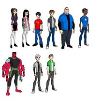 Personajes de B10FI