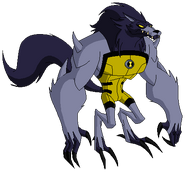 Blitzwolfer de Face Extinción Original (AD)