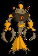 Kangrejo Kraken de Neo