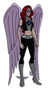 AngelPower de Dark Scarlet