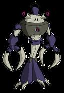 Kangrejo Kraken de Zs'Skayr (D10)