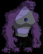 Colossaur de Dark Scarlet (G10)