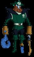 Skull Pirate de Ben 23