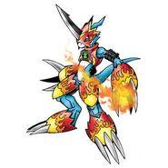 Flamedramon3