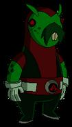 Fusion Mole-Stache (AD)