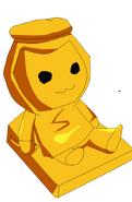 Oso de peloche base ;3 - cosa de oro rara xd