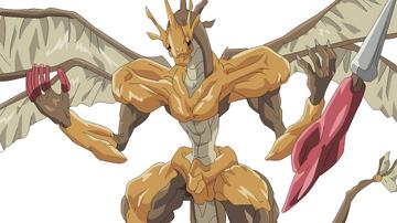Dragon del fujo de la vida