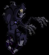 Fantasmatico sin capa de Benzarro (AD)