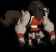 Blitzwolfer de Mad Ben (PU)
