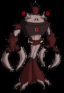 Kangrejo Kraken de Albedo (EHM)