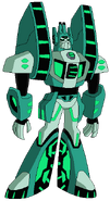 MegaBot de Bad Ben