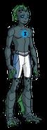 Fishfrog de Davis (EHM)