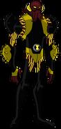 Squidhead de Face Extinción