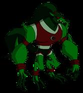Female Fusion Blitzwolfer (AD)