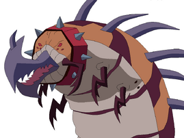 Mascota de Khyber transformacion 3 despixeleada