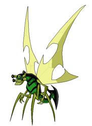 Insectoide OV 16 años