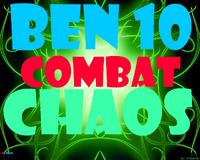 Nuevo Logo Ben 10 Combat Chaos.png