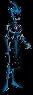Alien X de Gwen (EHM)