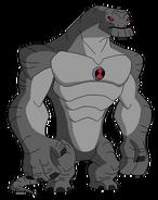 Humungosaurio de Albedo (AD)