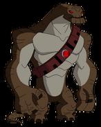 Humungosaurio de Albedo (EHM)