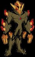Fuego Pantanoso de Albedo (EHM)