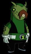 Mole-Stache de Ben (AD)