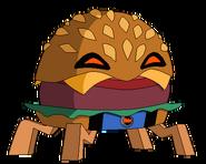 Burger Tank de Curryent (AD)