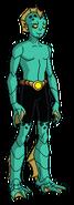 Fishfrog de Rick