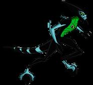 XLR8 del Omnitrix de Prueba (D10)