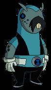 Mole-Stache de Jasiel (HM)