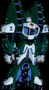 Giant-Robo de Ben 23