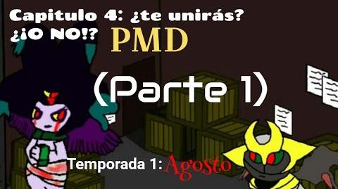 PMD La Estrella Inicua T1 C4 ¿Te unirás? ¿¡O NO!? (Parte 1)