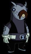 Mole-Stache de Nega Ben (UH)