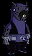 Mole-Stache de Benzarro (AD)